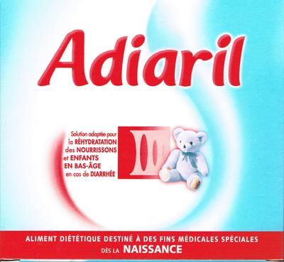 ADIARIL REHYDRAT ORAL BB SACH10
