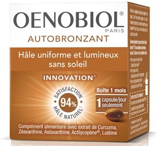 OENOBIOL AUTOBRONZANT 30 CAPS