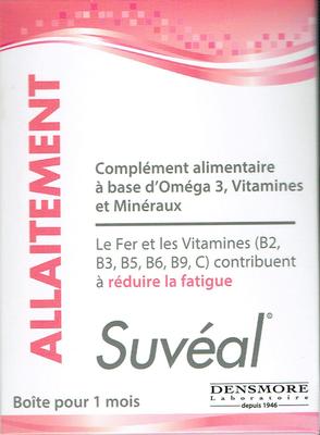 SUVEAL ALLAITEMENT CAPS 30