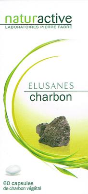 CHARBON ELUSANES CAPS 60