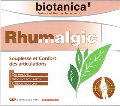BIOTANICA RHUMALGIC CPR 45
