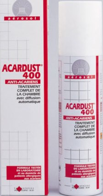 ACARDUST ACARICIDE AERO 400ML