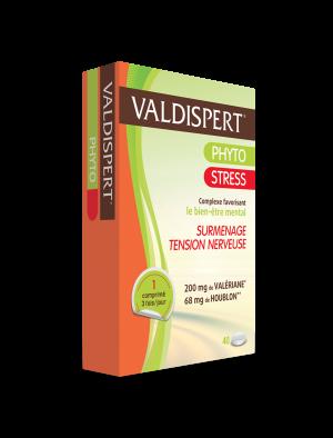 VALDISPERT PHYTO STRESS 40 CPR