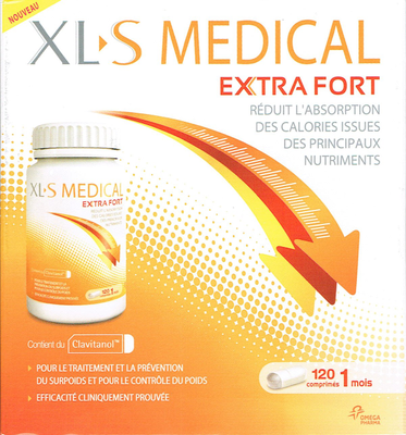 XL-S MEDICAL EXTRA-FORT 120 CPR