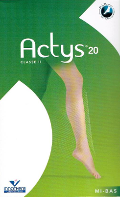 CHAUS ACTYS20 NOIR TAILLE 4 NORMAL