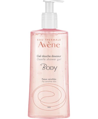 AVENE GEL DOUCHE DOUCEUR BODY FL POMP 500ML