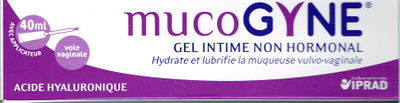 MUCOGYNE GEL VAGINAL TUB 40ML