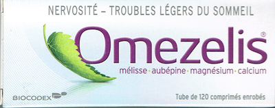 OMEZELIS 120 CP