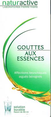 GOUTTES AUX ESSENCES FL 90ML