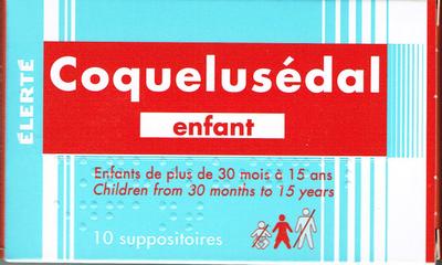 COQUELUSEDAL ENF SUP 10