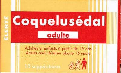 COQUELUSEDAL AD SUP 10