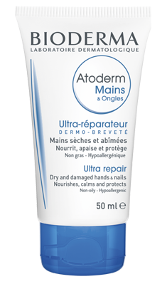 ATODERM LOT3 CREMES MAINS TUBE 50ML