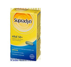 SUPRADYNVITAL 50 + CPR 30