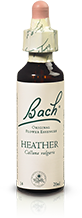 HEATHER FL BACH ORIGINAL 20ML