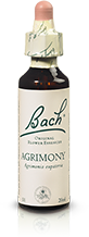 AGRIMONY FL BACH ORIGINAL 20ML