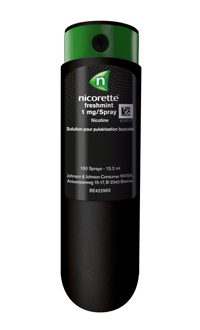 NICORETTE 1 SPRAY 1MG/DOSE