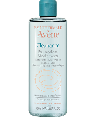 CLEANANCE EAU MICELLAIRE 400ML
