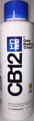 CB12 500ML BAIN DE BOUCHE SOL