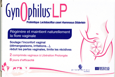 GYNOPHILUS LP CPR VAGINAL BTE 2