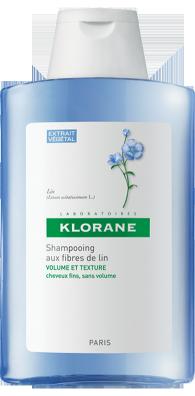 KLORANE SH LIN 400ML