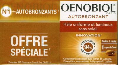 OENOBIOL AUTOBRONZANT LOT2X30 CAPS