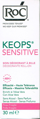 KEOPS SENSITIVE DEOD BILLE 30ML
