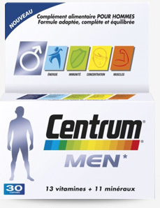 CENTRUM MEN 30 CPR