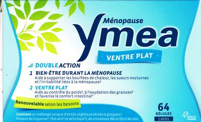YMEA MENOPAUSE VENTRE PLAT 64 GELULES