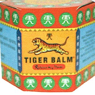 BAUME DU TIGRE CHINE ROUGE 21ML