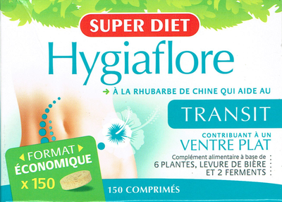 HYGIAFLORE TRANSIT CPR 150