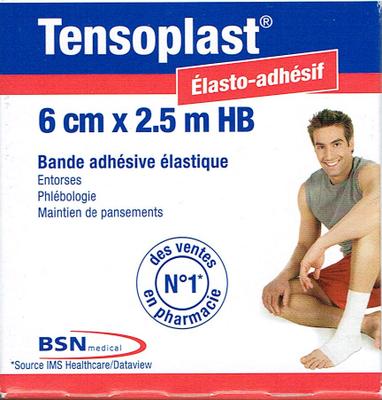 TENSOPLAST HB EX-ELASTOPLASTE 6CM