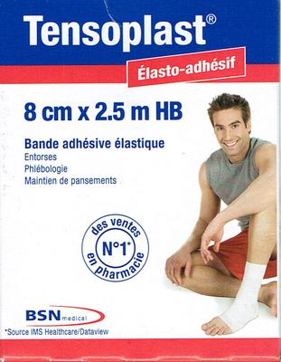 TENSOPLAST HB EX-ELASTOPLASTE 8CM