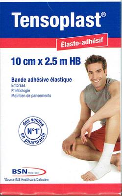 TENSOPLAST HB EX-ELASTOPLASTE 10CM