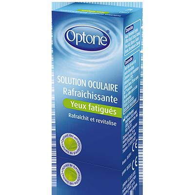 OPTONE SOLUTION OCULAIRE RAFRAICHISSANTE 10ML