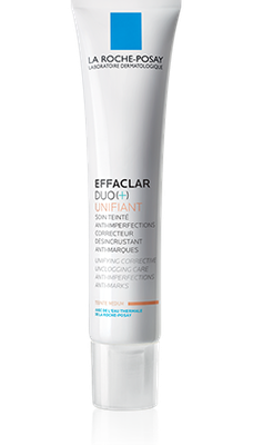 EFFACLAR DUO + UNIF MEDIUM T 40ML