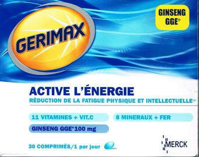 GERIMAX CPR 30
