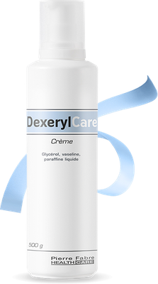 DEXERYL CARE CR DERM TUB 500G