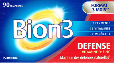 BION-3 ADULTE DEFENSE 90 CP