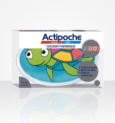 ACTIPOCHE JUNIOR TORTUE