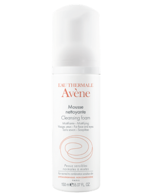 AVENE MOUSSE NETT/MATIF 150ML