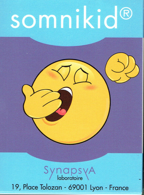 SOMNIKID SYNAPSYA 30 GELULES