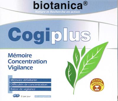 BIOTANICA COGIPLUS CPR 45