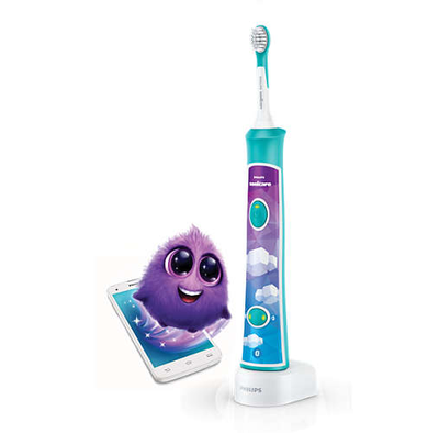 BROSSE A DENT SONICARE PHILIPS KID BLUETOOTH