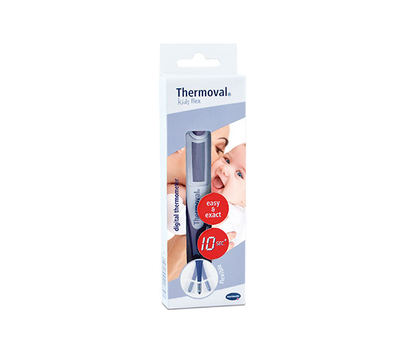 THERMOMETRE ELECRONIQUE THERMOVAL FLEXIBLE ENFANT