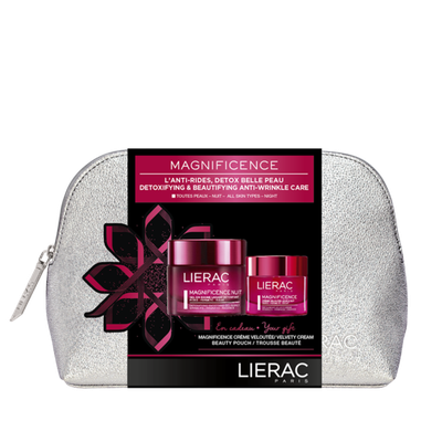 TROUSSE MAGNIFICENCE NUIT + CREME VELOUTE 30ML OFFERTE