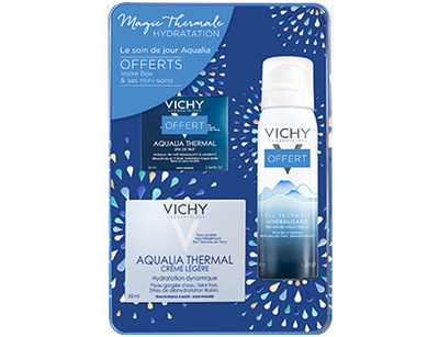 VICHY COFFRET NOEL AQUALIA LEGERE 50ML