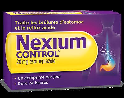 NEXIUM CONTROL 20MG CPR 14