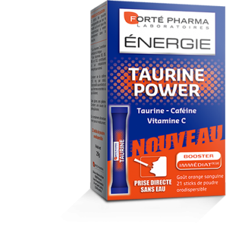 ENERGIE TAURINE POWER 21 STICKS