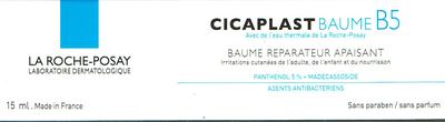 CICAPLAST BAUME B5 15ML