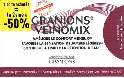 VEINOMIX CPR LOT 2X30